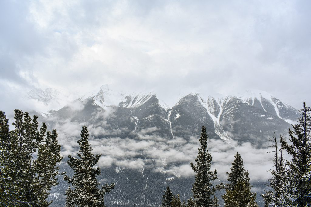 Canadian Rockies Banff