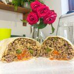 30 minute homemade burrito recipe